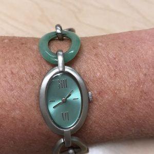 J Jill silver watch
